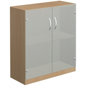 NEXT DAY Infinite 1 Shelf Unit - Combination 3 £197 - Office Cupboards