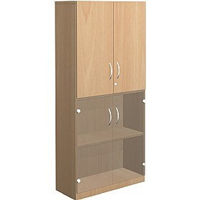 NEXT DAY Infinite 3 Shelf Unit - Combination 13 £308 - Office Cupboards