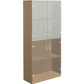 NEXT DAY Infinite 3 Shelf Unit - Combination 14 £360 - Office Cupboards