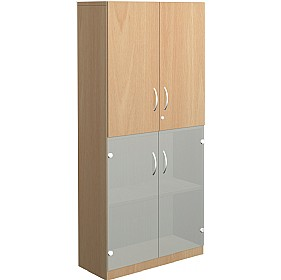 NEXT DAY Infinite 3 Shelf Unit - Combination 15 £326 - Office Cupboards