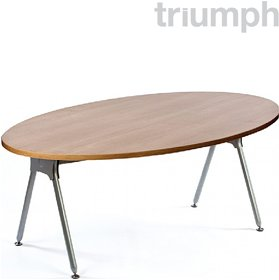 Triumph Everyday A-Frame Oval Meeting Tables £135 - Meeting Room Furniture
