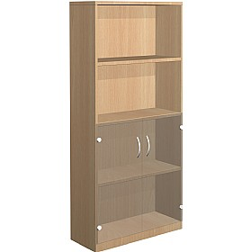 NEXT DAY Infinite 3 Shelf Unit - Combination 4 £256 - Office Cupboards
