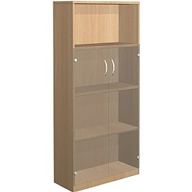 NEXT DAY Infinite 3 Shelf Unit - Combination 5 £276 - Office Cupboards