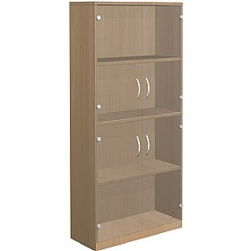 NEXT DAY Infinite 3 Shelf Unit - Combination 6 £321 - Office Cupboards