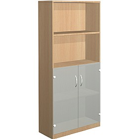 NEXT DAY Infinite 3 Shelf Unit - Combination 7 £273 - Office Cupboards