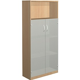 NEXT DAY Infinite 3 Shelf Unit - Combination 8 £274 - Office Cupboards