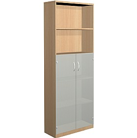 NEXT DAY Infinite 4 Shelf Unit - Combination 16 £380 - Office Cupboards