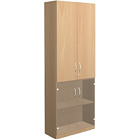 NEXT DAY Infinite 4 Shelf Unit - Combination 24 £352 - Office Cupboards