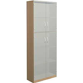 NEXT DAY Infinite 4 Shelf Unit - Combination 12 £402 - Office Cupboards