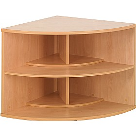 NEXT DAY Gravity Corner Bookcases £212 - Next Day Office Furniture