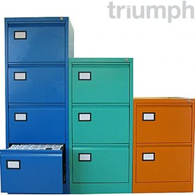 Triumph Trilogy Filing Cabinets £0 - Filing Cabinets