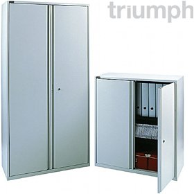 Triumph Everyday Essential Double Door Cupboards £99 - Office Cupboards