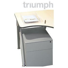 Triumph Everyday Steel Mobile Pedestal £0 - Filing Cabinets