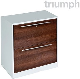 Triumph Metrix n Wood Side Filers £360 - Office Desks