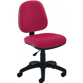 Zoom Anti Tamper Operator Chair £87 - Office Chairs
