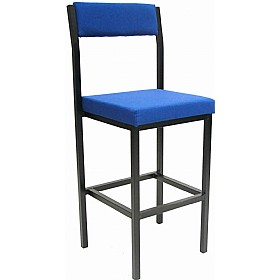 Gallery Stools With Back £49 - Bistro Furniture