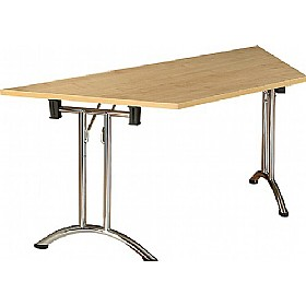 Solar Trapezoidal Folding Tables £177 - Office Desks