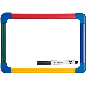 Double Sided Student Whiteboard Magnetic (Pack of 5 or 10) £48 - Display/Presentation