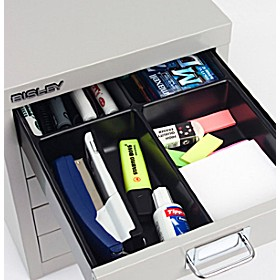 NEXT DAY Bisley Multidrawer Dividers (Pack of 5) £0 - Next Day Office Furniture