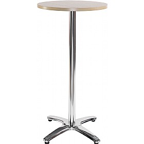 NEXT DAY Nobu Tall Round Table £157 - Bistro Furniture
