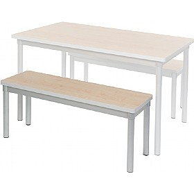 Gopak Enviro Benches Anodised Frame £67 - Education Furniture
