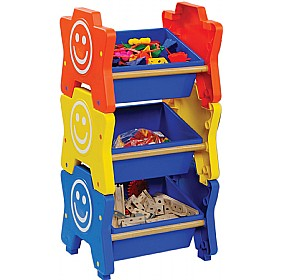 HappyStack® Mini Storage Units £97 - Education Furniture