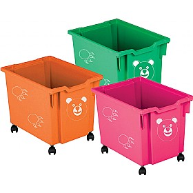 ToyTidy® Mobile Tray Storage £0 - Education Furniture