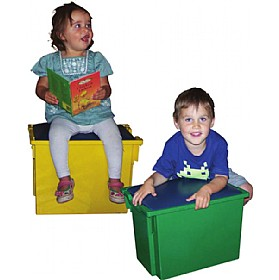 Sit 'n' Store Tray Storage £0 - Education Furniture