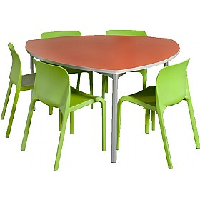 Gopak Enviro Tables Shield £191 - Education Furniture