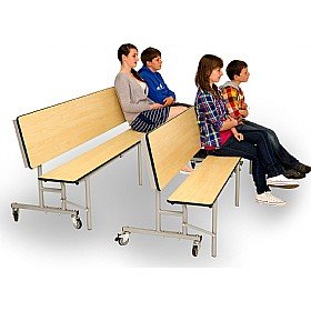 3 In 1 Convertible Folding Bench Unit