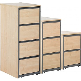 Solar Plus Filing Cabinets £157 - Office Desks
