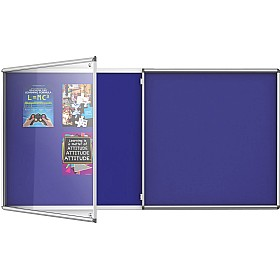 Shield Aluminium Frame Tamperproof Noticeboards