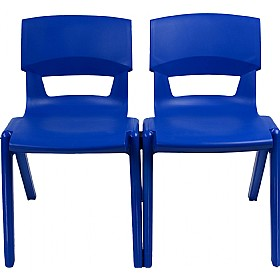 Sebel Postura Plus Linking Classroom Chairs £0 - Education Furniture