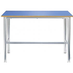 Premium  H-Frame Trespa Science Lab Table £272 - Education Furniture