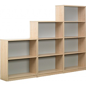 NEXT DAY Solar Contract Bookcases £76 - Next Day Office Furniture