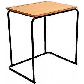 Beech Stacking Exam Desks £39.8333 - Education Furniture