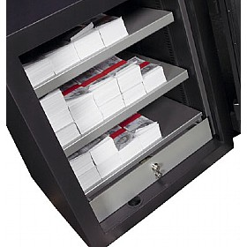 Chubbsafes Duoguard & Proguard Full Width Drawer £0 - Burglary / Fire Safes