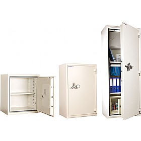 Chubbsafes Record Protection Cabinet £1457 - Burglary / Fire Safes