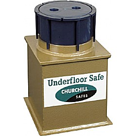 Churchill Domestic Underfloor Safe £0 - Burglary / Fire Safes