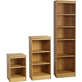 Dorset Narrow Bookcases £162 - Home Office Furniture