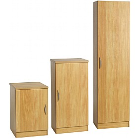 Dorset Narrow Cupboard £194 - Home Office Furniture