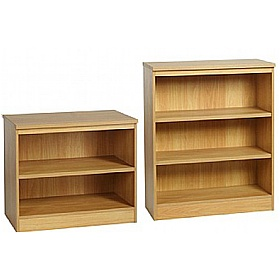 Dorset Wide Bookcases £188 - Home Office Furniture
