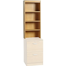 Dorset Overshelves C £172 - Home Office Furniture