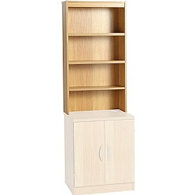 Dorset Overshelves D £183 - Home Office Furniture