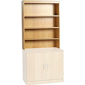 Dorset Overshelves F £253 - Home Office Furniture