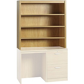 Dorset Overshelves H £287 - Home Office Furniture
