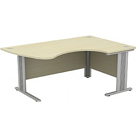 Accolade Classic Conference Ergonomic Desks £373 - Office Desks