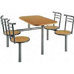 Quality Canteen Units £384 - Bistro Furniture