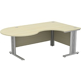 Accolade Conference Ergonomic Desks £452 - Office Desks