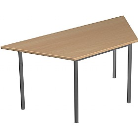 Durable Trapezoidal Tables £182 - Meeting Room Furniture
